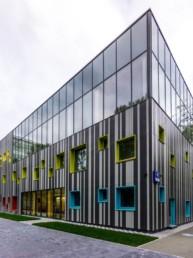 Собянин ознакомился с работой новой Хорошевской гимназии