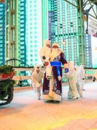 «КРОСТ»: В жилом комплексе ART открылся новый ледовый каток